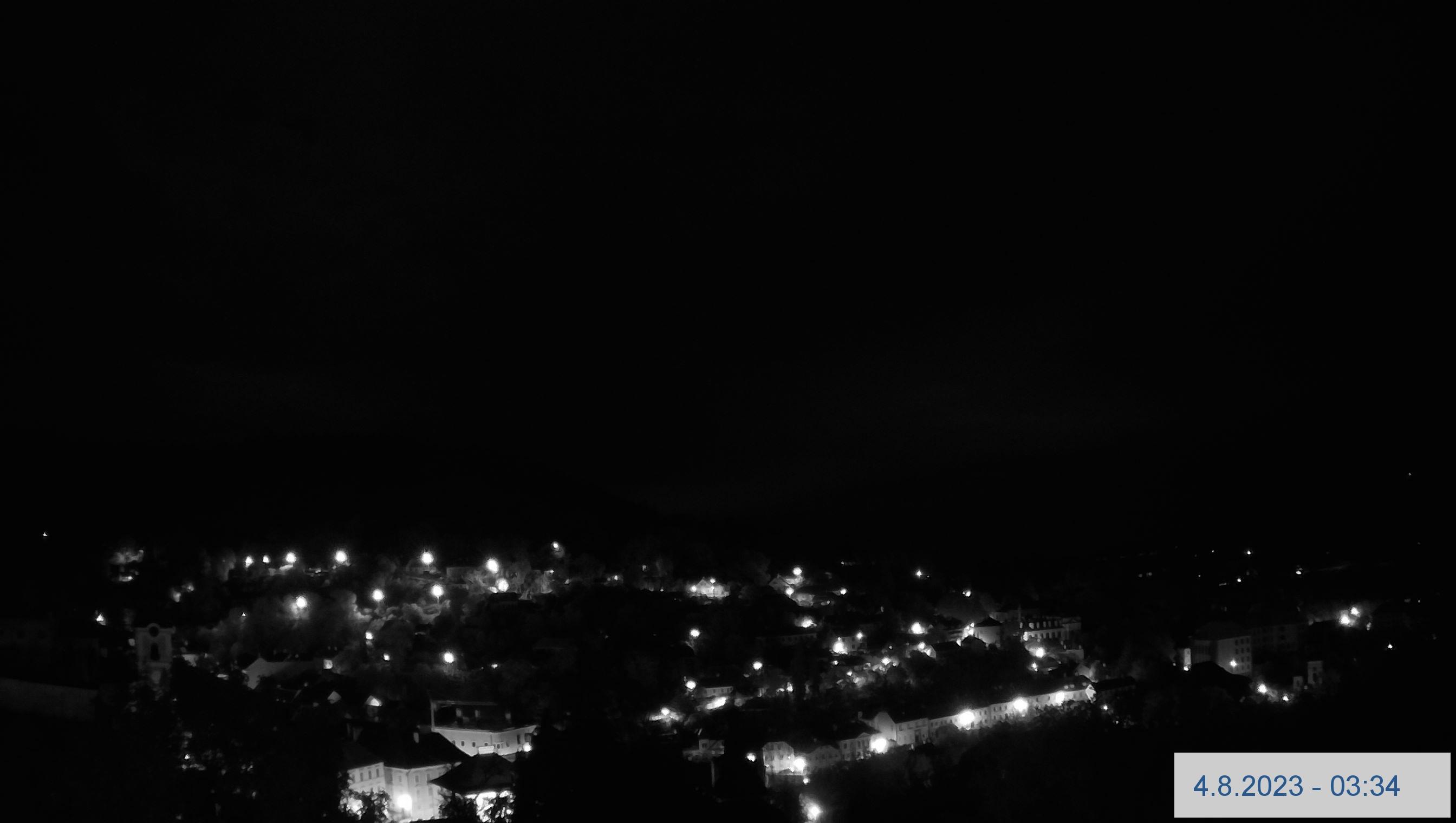 webkamera Banská Štiavnica
